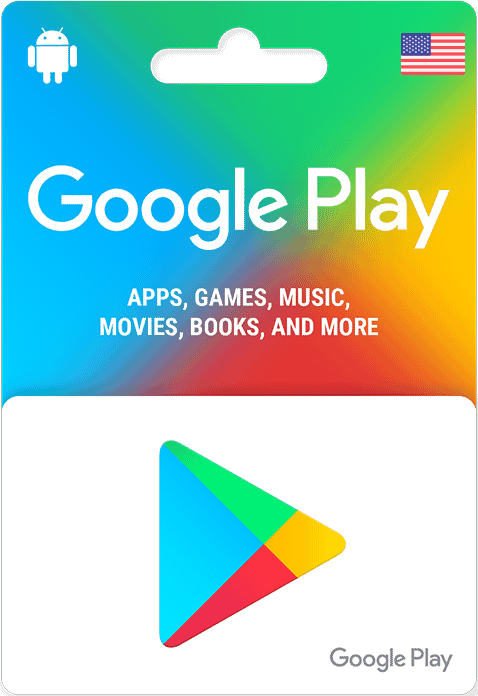 Google Play Gift Card (US)